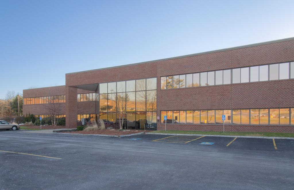 Building 4 at BT37 Business Park