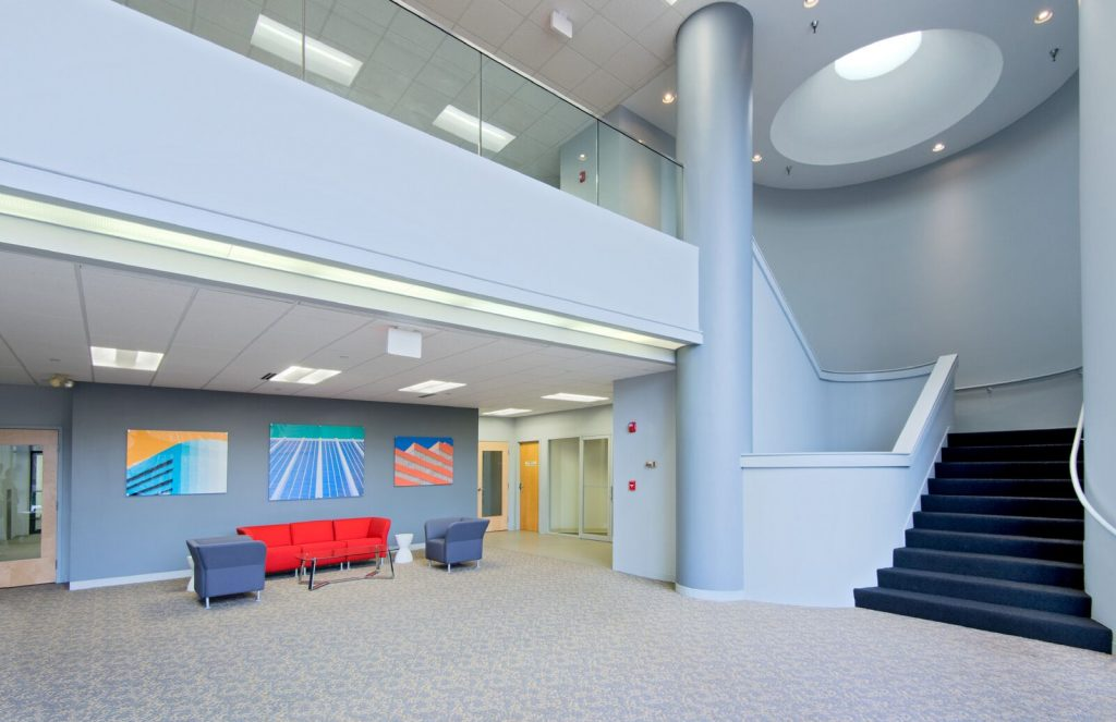 Mezzanine at Brookwood Business Center