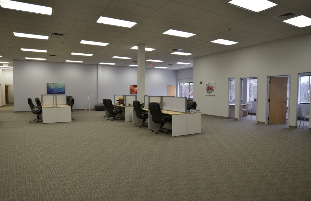 Office Area at Brookwood Business Center